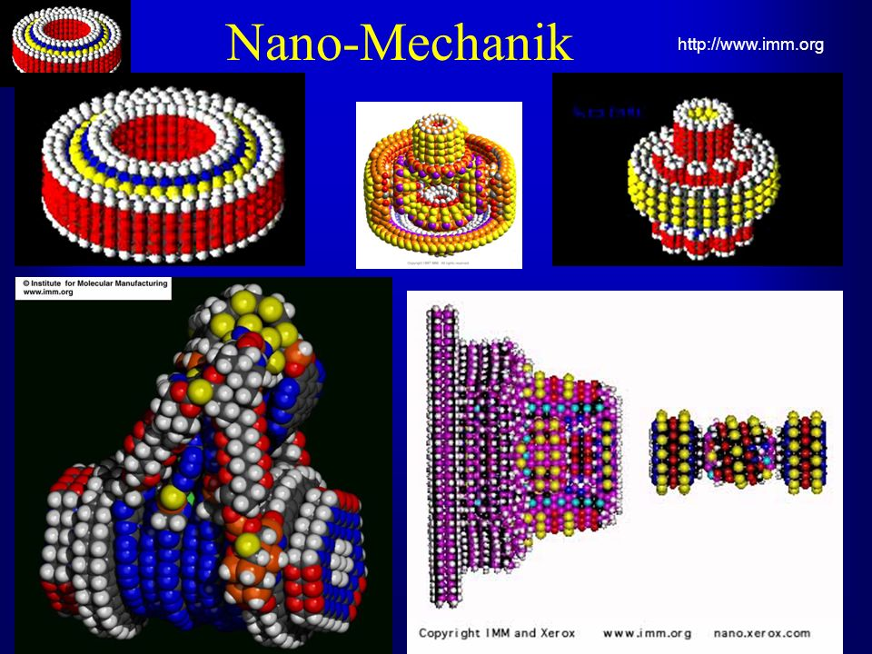 Nano-Mechanik