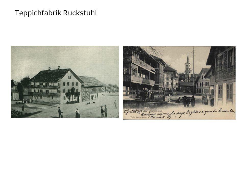 Teppichfabrik Ruckstuhl