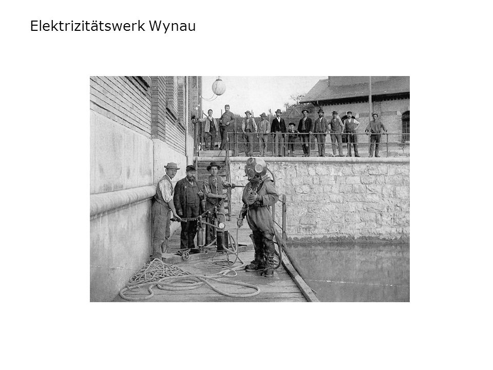 Elektrizitätswerk Wynau