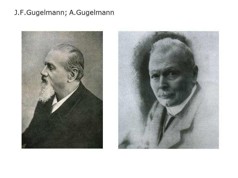 J.F.Gugelmann; A.Gugelmann