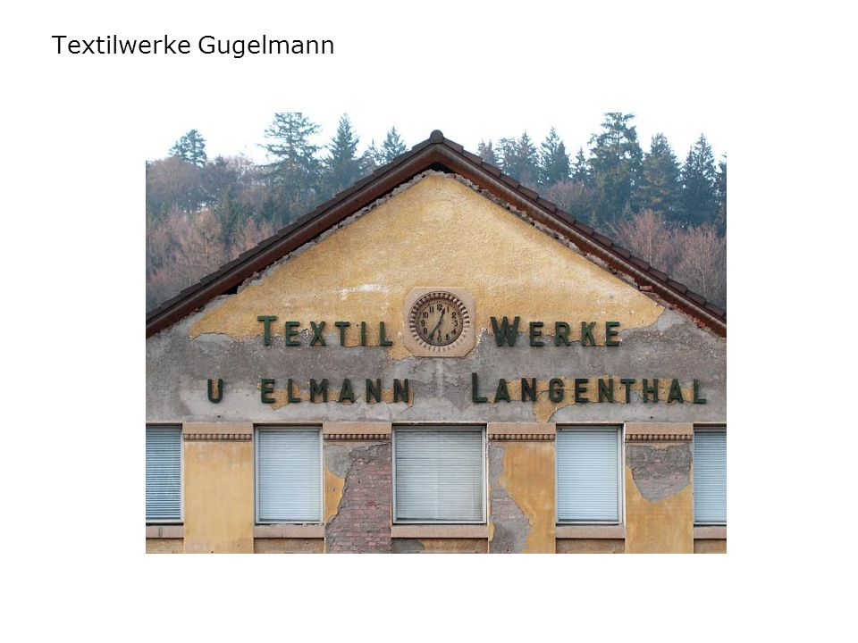Textilwerke Gugelmann