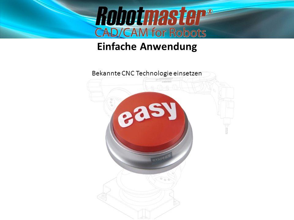 Einfache Anwendung Bekannte CNC Technologie einsetzen