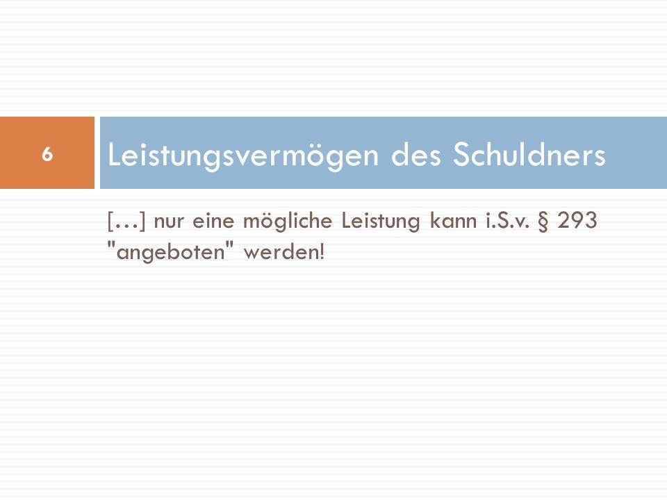7 Fall Nr.1 [Taxi!]: Taxiunternehmer T hat sich B gegenüber verpflichtet, diesen um 15:00 Uhr an der Universität Frankfurt (Oder) abzuholen und zum Flughafen Berlin-Tegel zu fahren, damit B dort um 16:26 Uhr seine Maschine nach Rom nehmen kann.