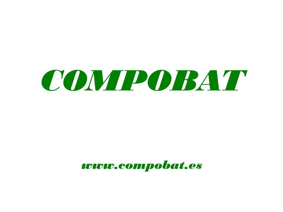 COMPOBAT www.compobat.es