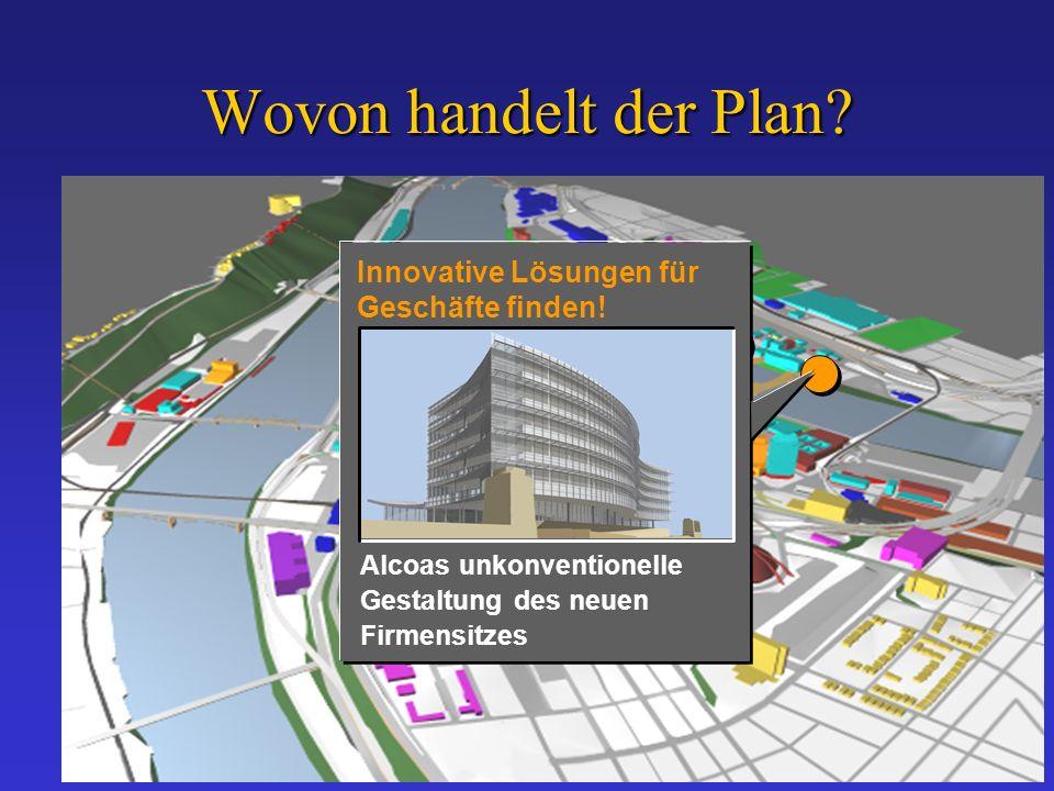 Wovon handelt der Plan. Innovative Lösungen für Geschäfte finden.
