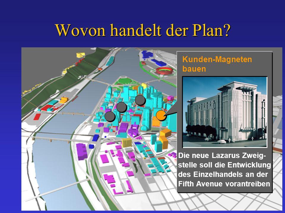 Wovon handelt der Plan.