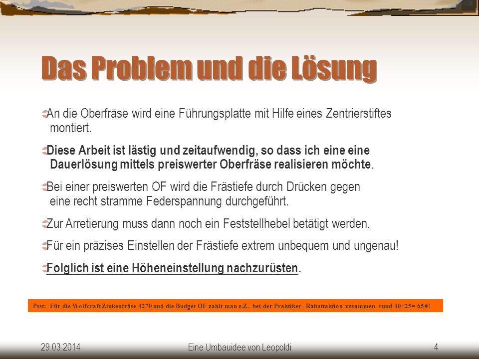 29.03.2014Eine Umbauidee von Leopoldi3 Fräsbilder Upps.