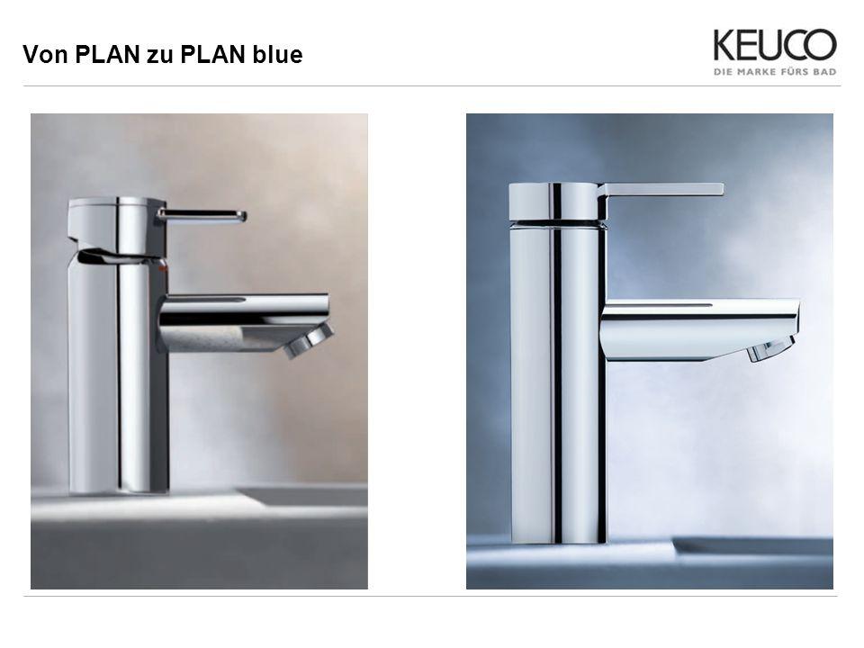KEUCO – PLAN Umfangreichstes Badeinrichtungskonzept der Welt Mit über 600 Produkten inklusive Armaturen In 3 unterschiedlichen Materialien Anspruchsvolle Ästhetik Einzigartige Vielfalt Herausragende Qualität Höchste Funktionalität