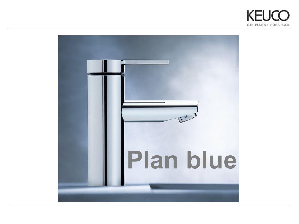 Für was steht PLAN blue.Wassersparen Nur 6 Liter Wasserverbrauch möglich Ressourcen schonend z.B.