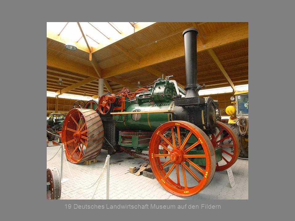 19 Deutsches Landwirtschaft Museum auf den Fildern