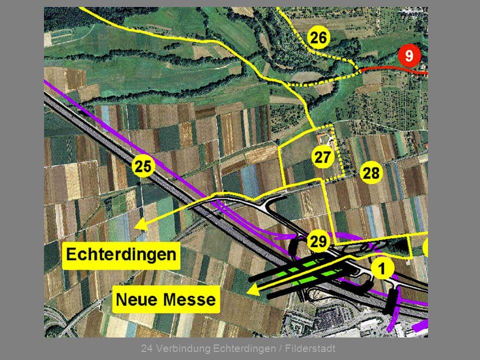 24 Verbindung Echterdingen / Filderstadt