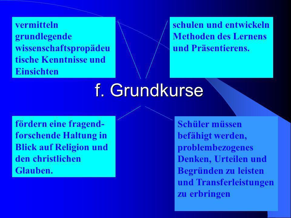e. Sonstige Angaben Arbeitsmethoden der Schülerinnen und Schüler/ Hinweise und Erläuterungen Berücksichtigung von Aufgabengebieten (§6 Abs. 4 HSchG) Q