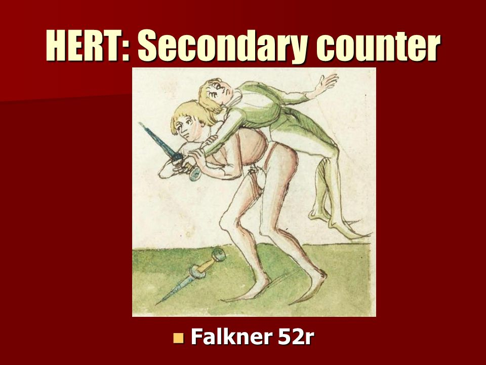 HERT: Secondary counter Falkner 52r Falkner 52r