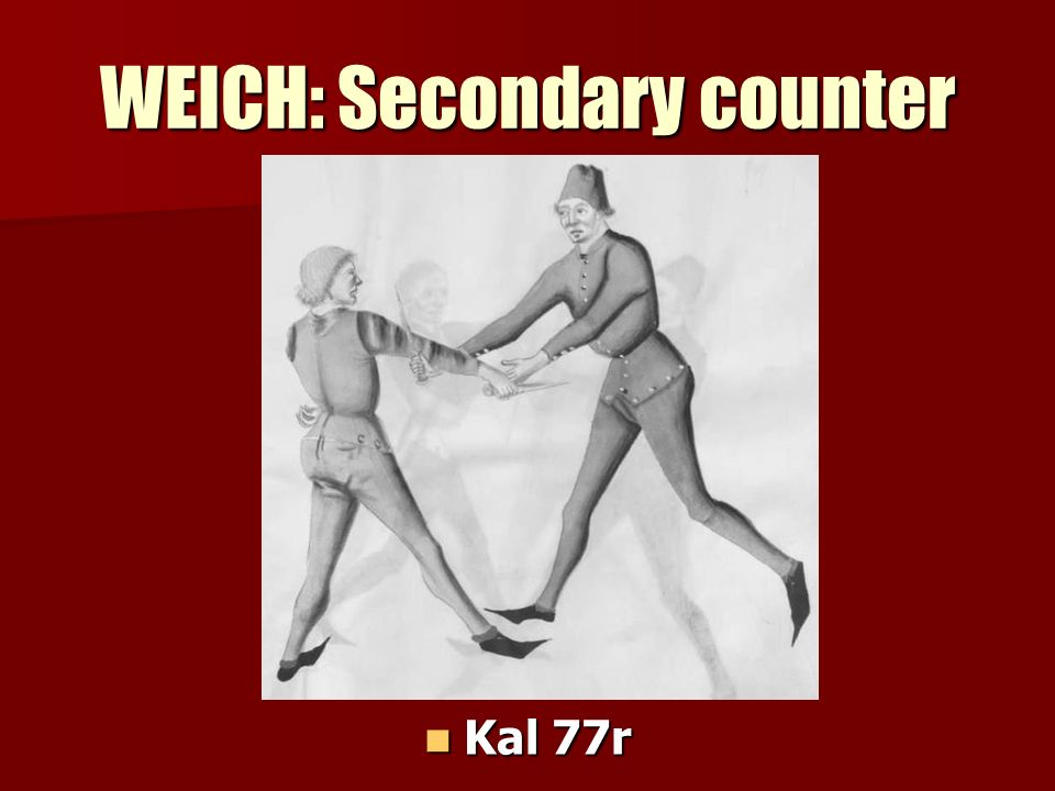 WEICH: Secondary counter Kal 77r Kal 77r