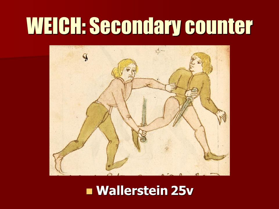 WEICH: Secondary counter Wallerstein 25v Wallerstein 25v