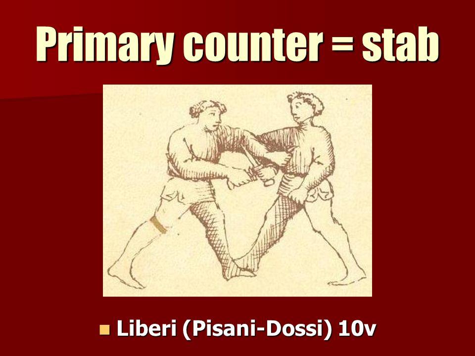Primary counter = stab Liberi (Pisani-Dossi) 10v Liberi (Pisani-Dossi) 10v