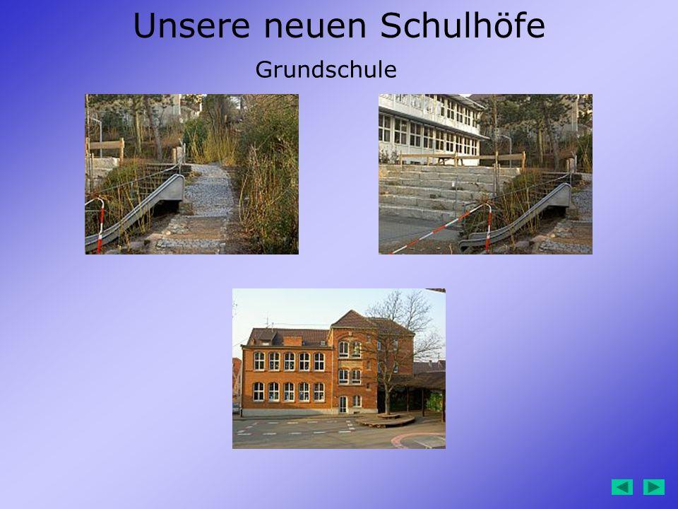 Unsere neuen Schulhöfe Grundschule
