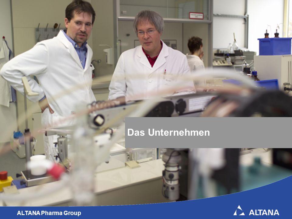 ALTANA Pharma Group 14 Ziele des Projektmanagement bei ALTANA Pharma...