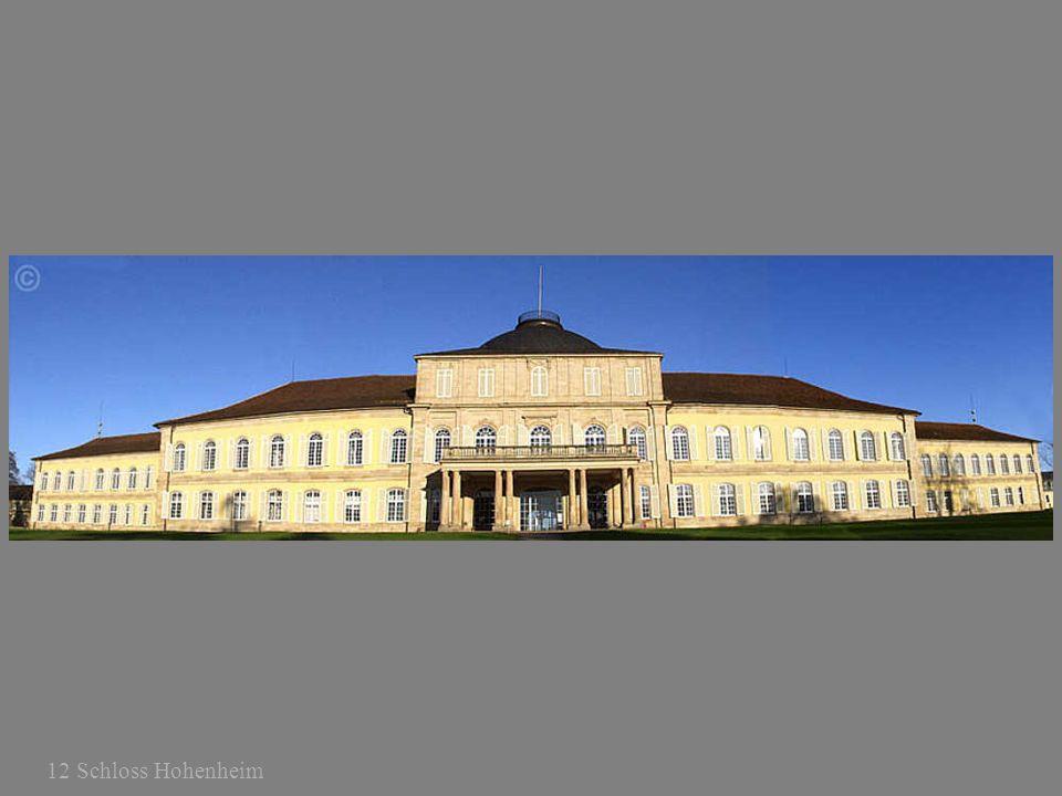 12 Schloss Hohenheim