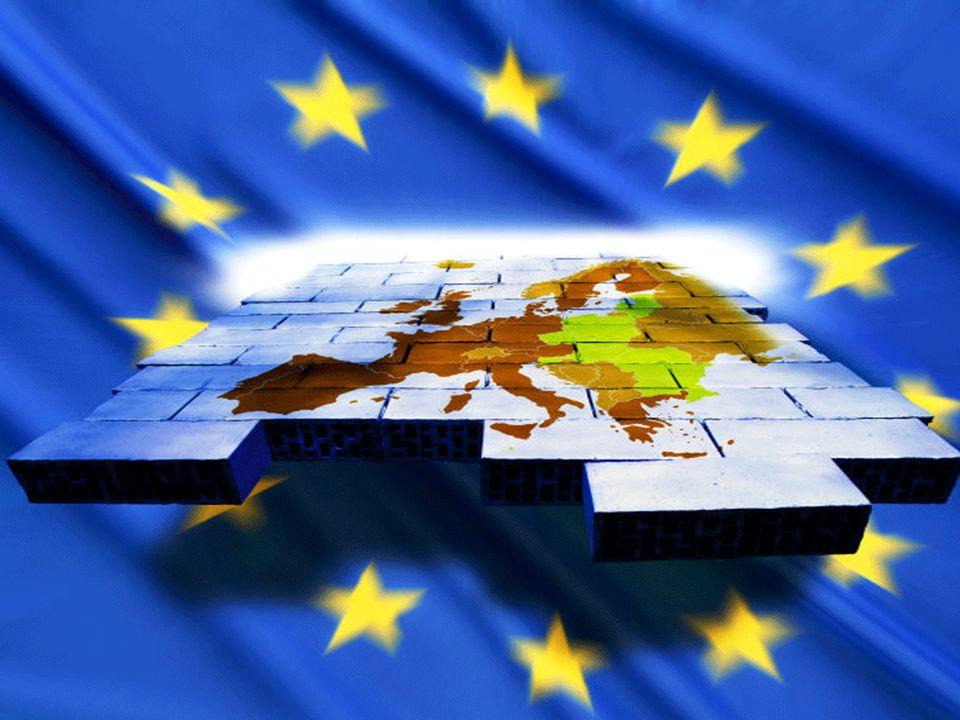 Die wichtigsten Stationen der europäischen Einigung 9.