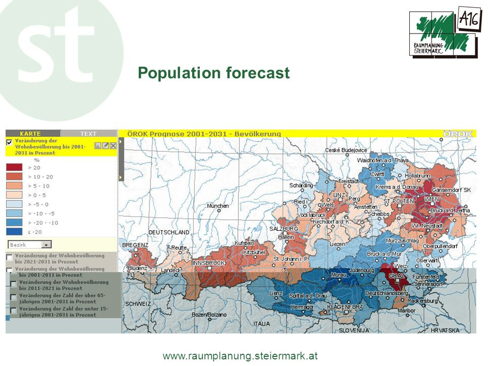 www.raumplanung.steiermark.at Thank you for your attention .