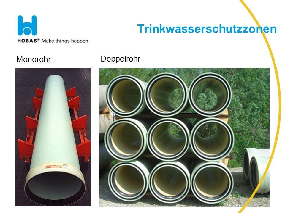 20 Monorohr Doppelrohr DST 091109 Trinkwasserschutzzonen