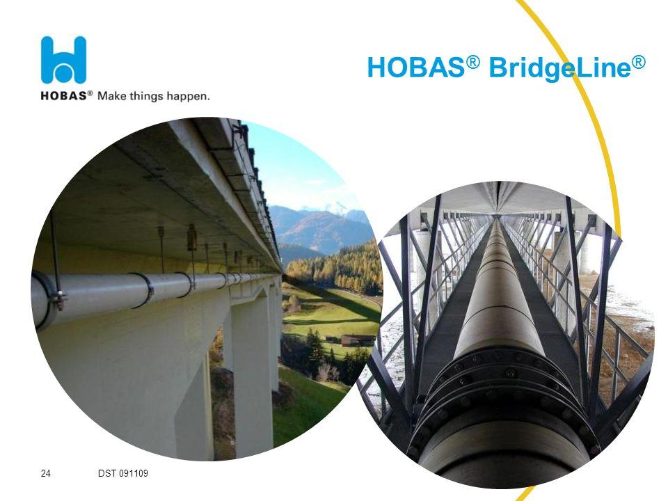 24 HOBAS ® BridgeLine ® DST 091109