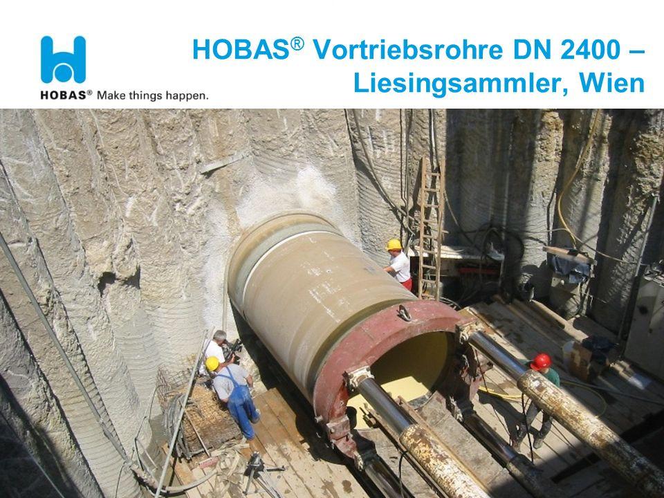 DST 091109 27 HOBAS ® Vortriebsrohre DN 2400 – Liesingsammler, Wien