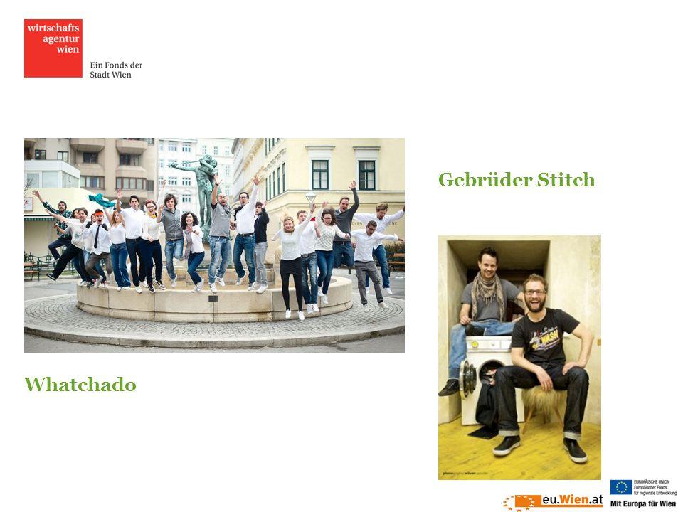 Gebrüder Stitch Whatchado