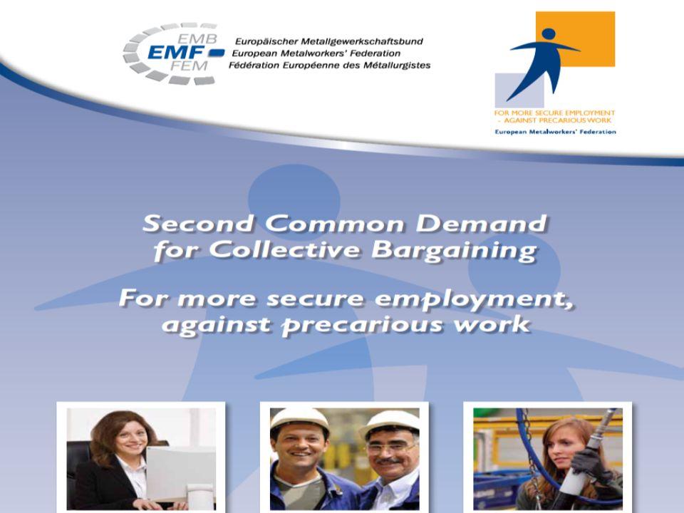 Second EMF Common Demand
