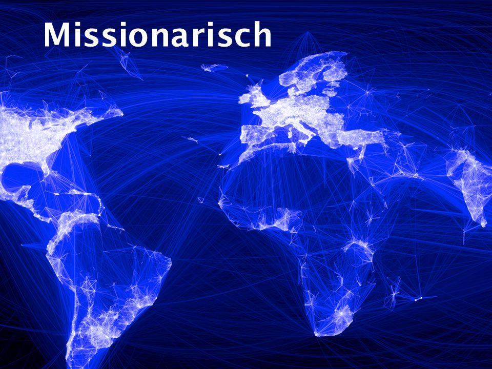 Missionarisch
