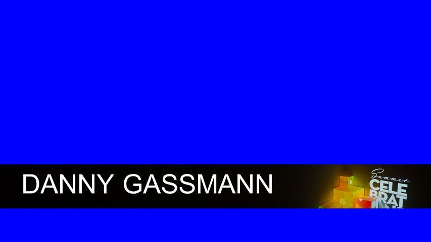 Namenseinblender DANNY GASSMANN