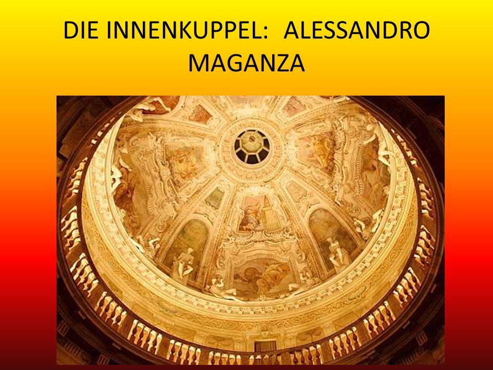 DIE INNENKUPPEL: ALESSANDRO MAGANZA