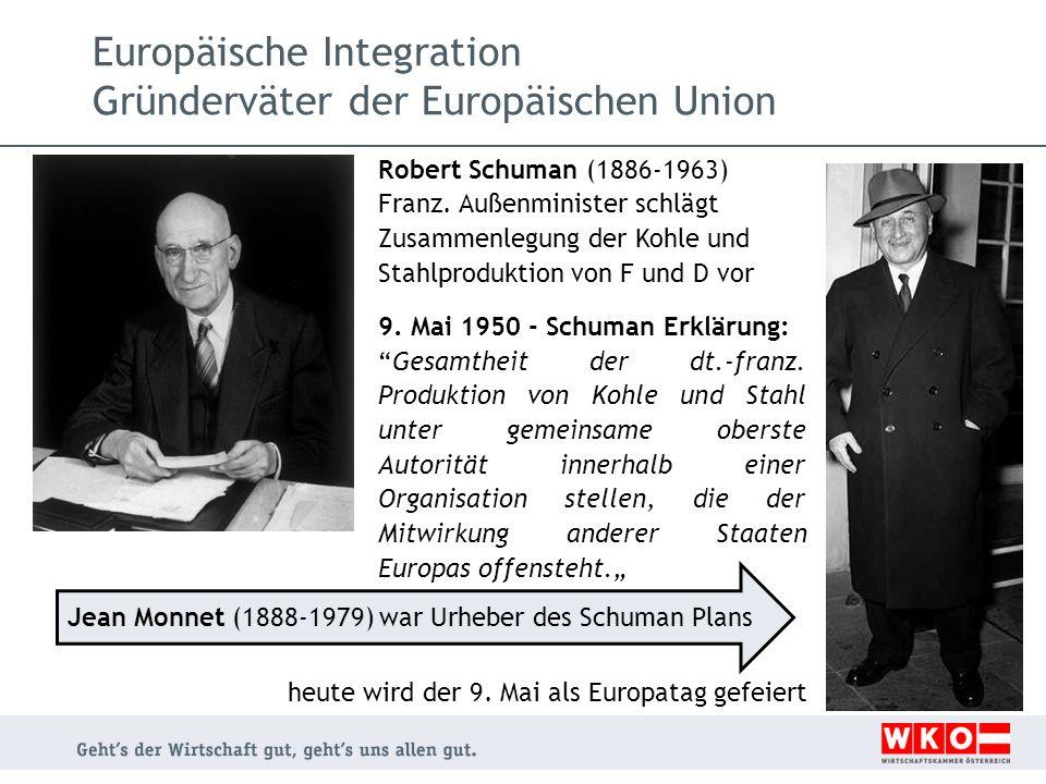 Robert Schuman (1886-1963) Franz.