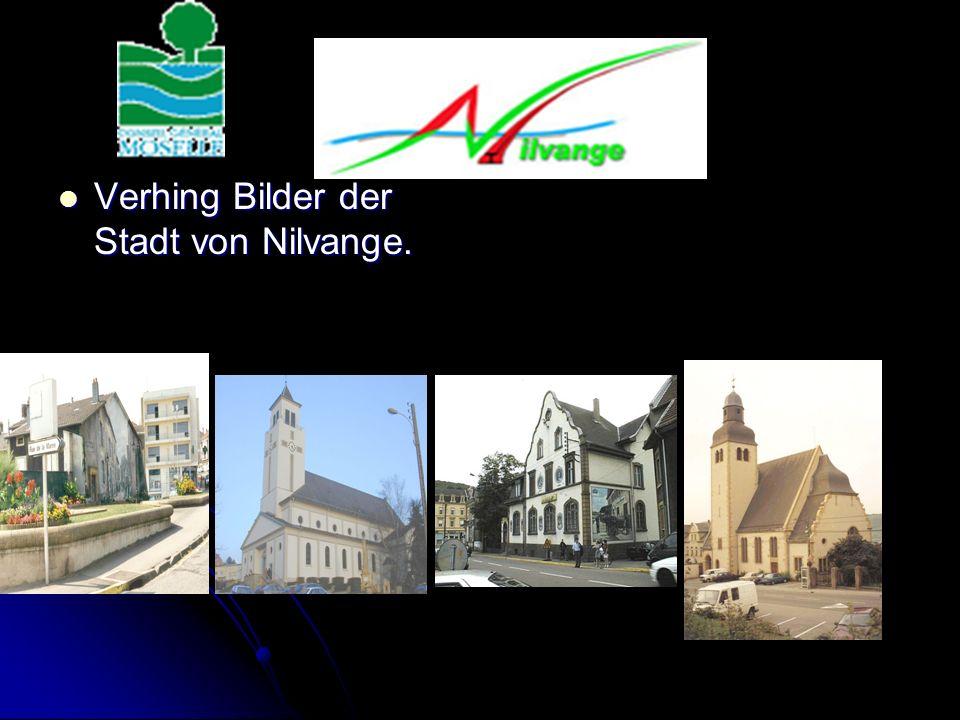 Verhing Bilder der Stadt von Nilvange. Verhing Bilder der Stadt von Nilvange.