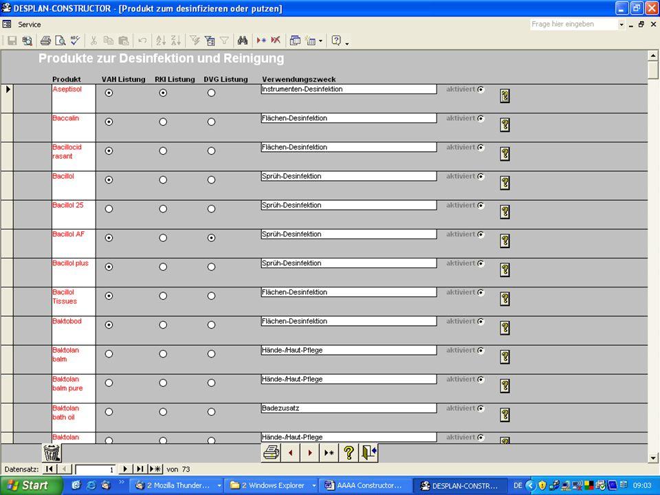 www.hygieneplan.de 100 Einführung in die CD-ROM Senio-QM forte