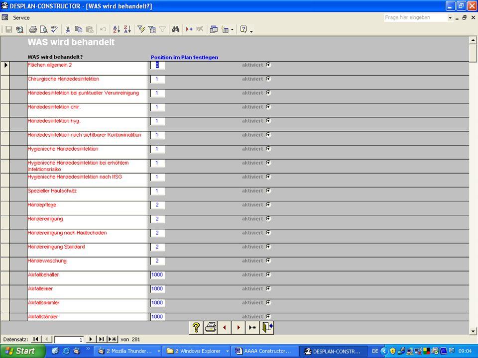 www.hygieneplan.de 103 Einführung in die CD-ROM Senio-QM forte