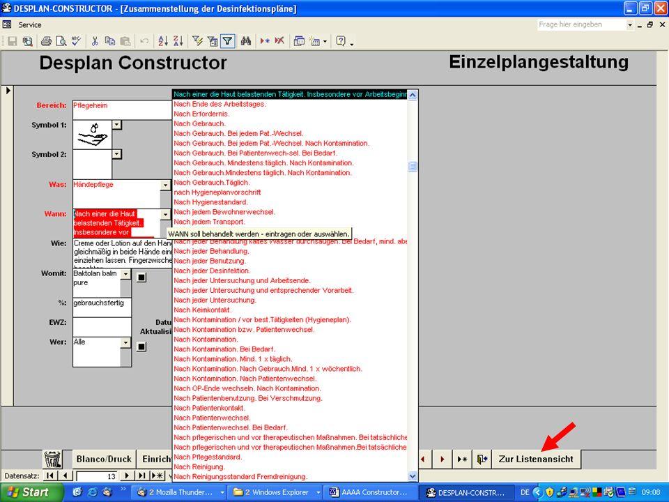 www.hygieneplan.de 111 Einführung in die CD-ROM Senio-QM forte