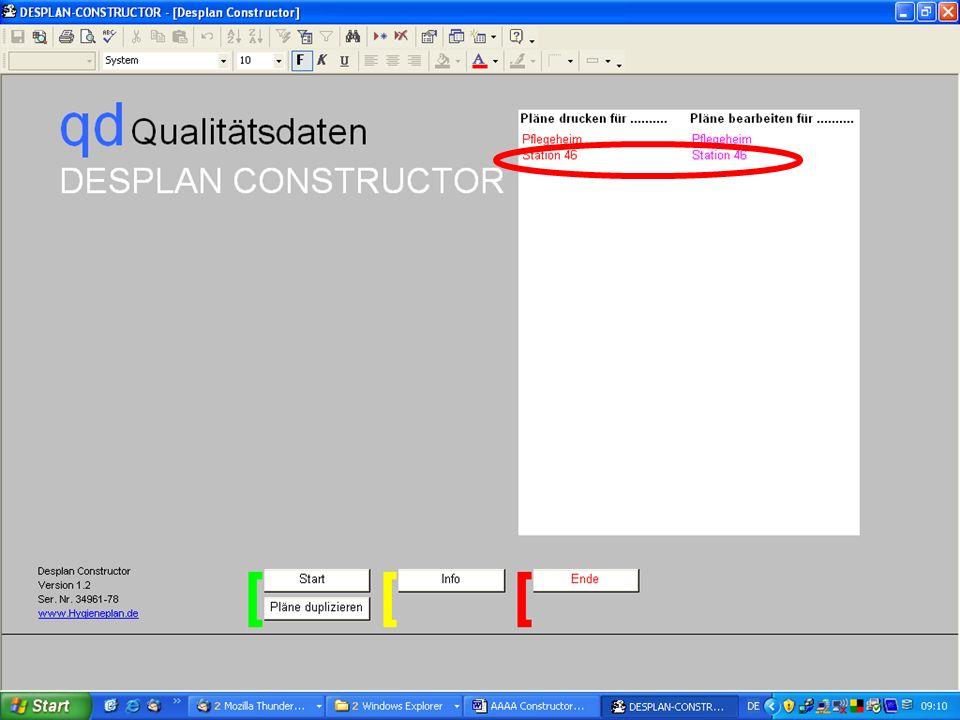 www.hygieneplan.de 115 Einführung in die CD-ROM Senio-QM forte