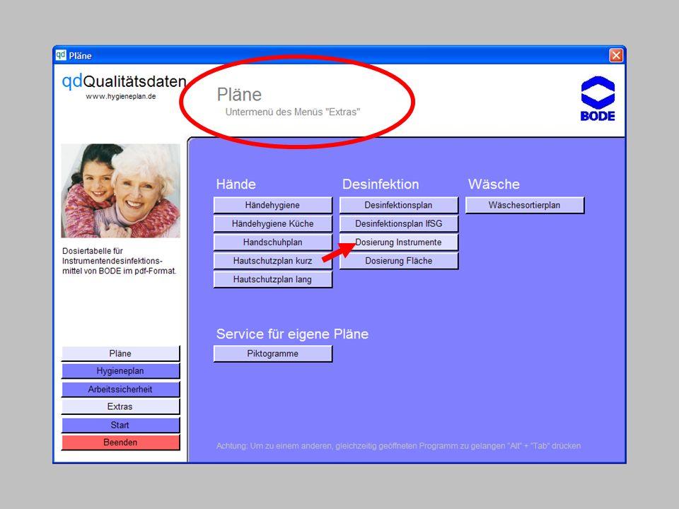 www.hygieneplan.de 61 Einführung in die CD-ROM Senio-QM forte