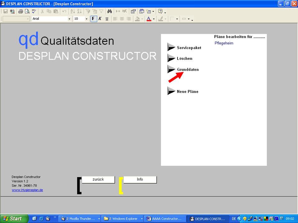 www.hygieneplan.de 97 Einführung in die CD-ROM Senio-QM forte
