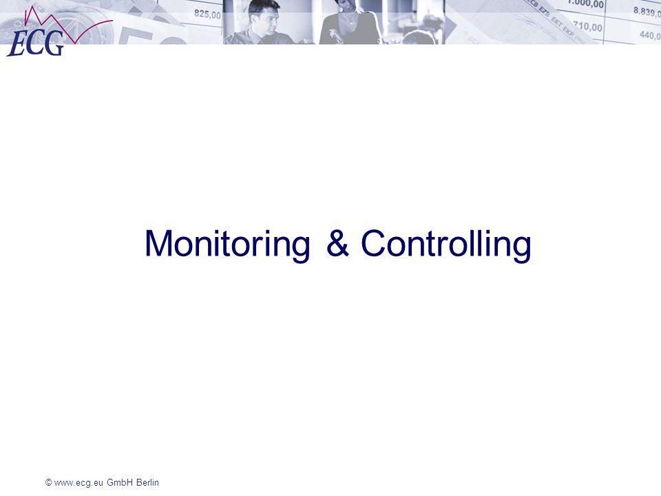 © www.ecg.eu GmbH Berlin Monitoring & Controlling