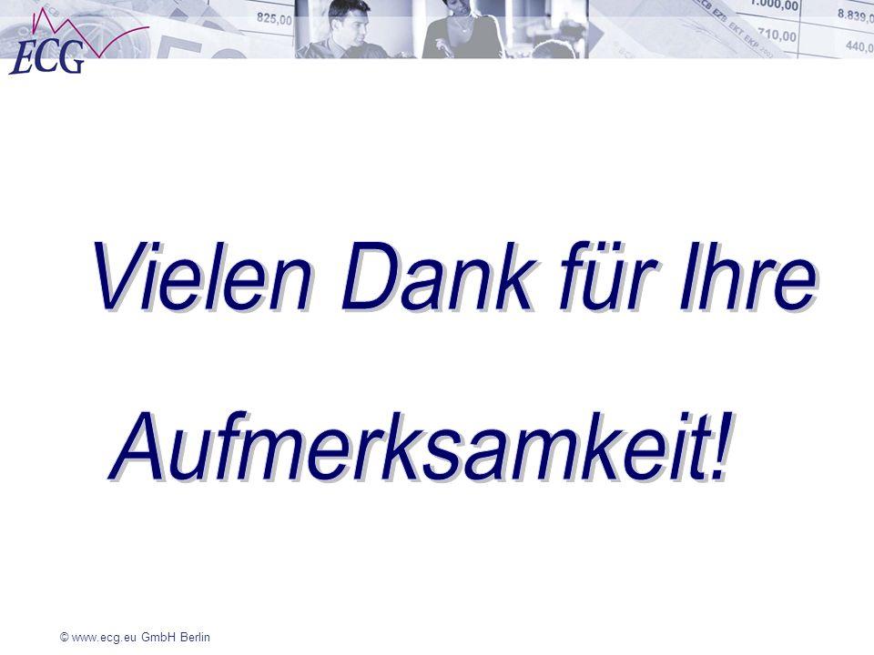 © www.ecg.eu GmbH Berlin