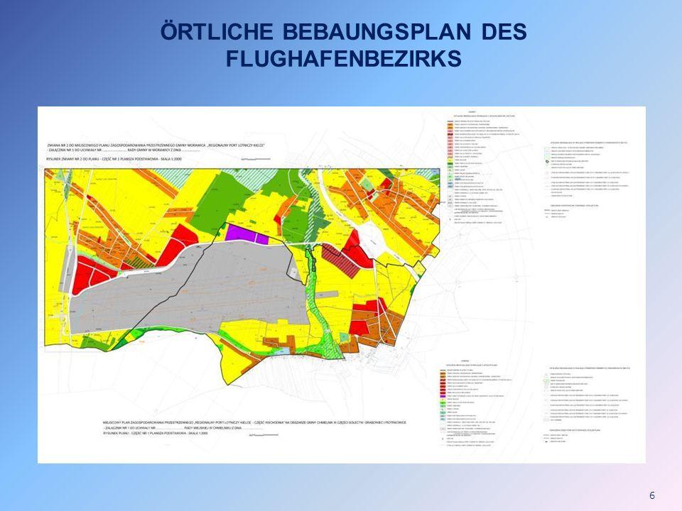 7 CHARAKTERISTIK DES UNTERNEHMENS Lokalisierung25 Km von Kielce entfernt, Obice Gemeinde Morawica u.