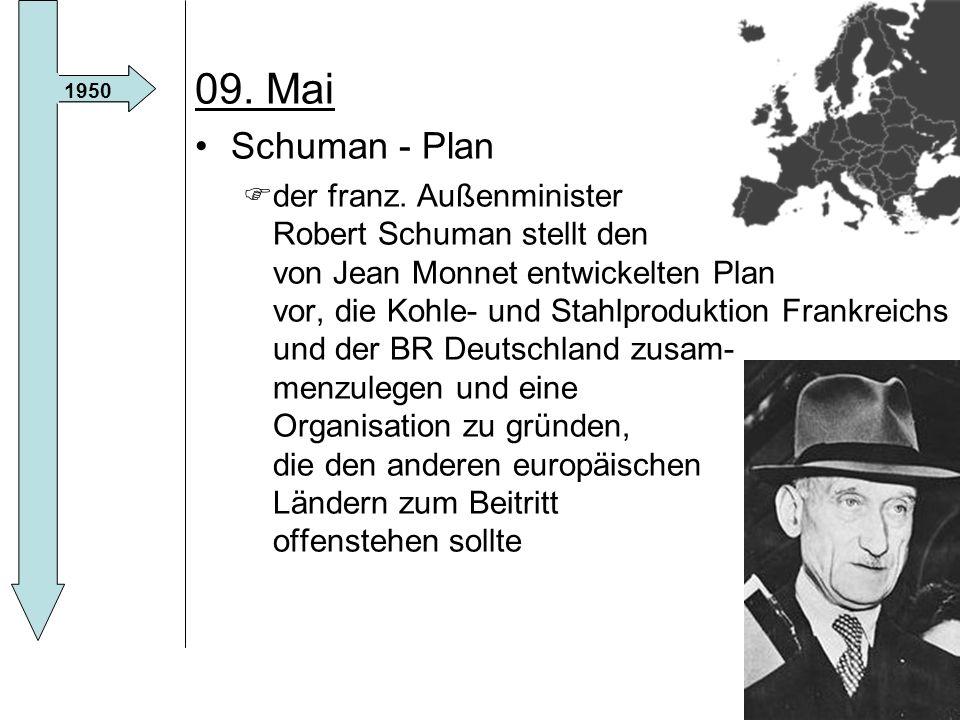 3.Oktober Wiedervereinigung der Bundesrepublik Deutschland, somit tritt die ehemalige DDR auch der EG bei 1990