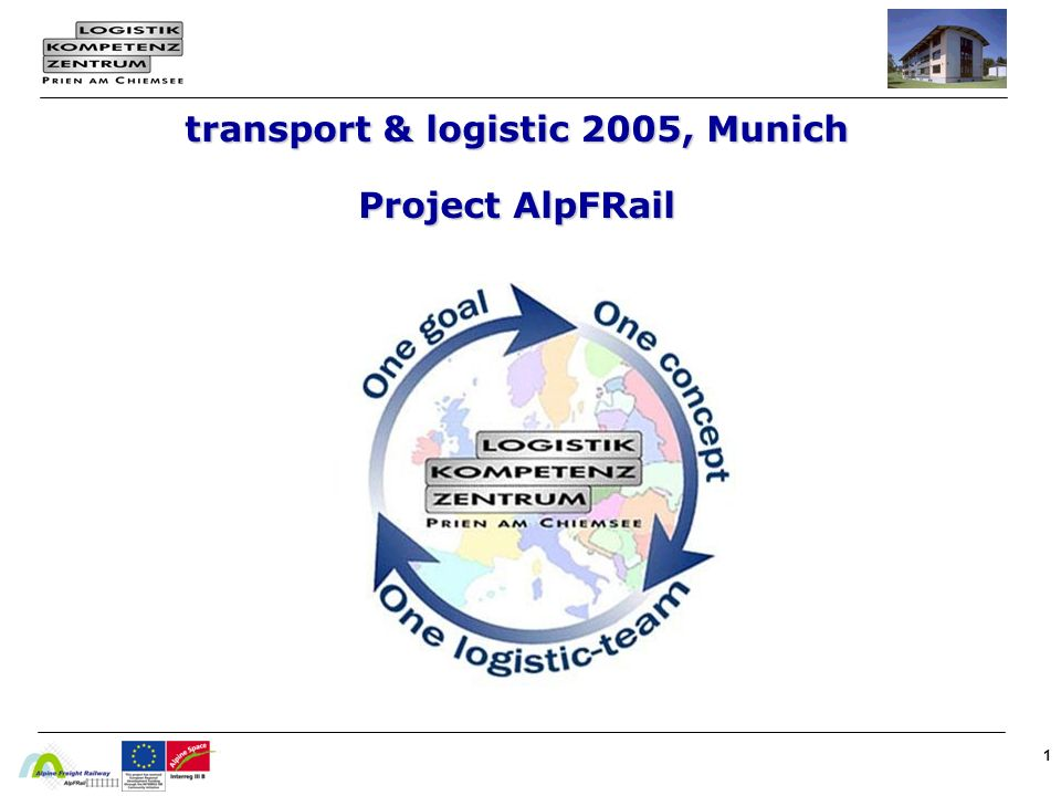 2 Dublication of of the transalpine freight traffic in the last 20 years 104 Mio.