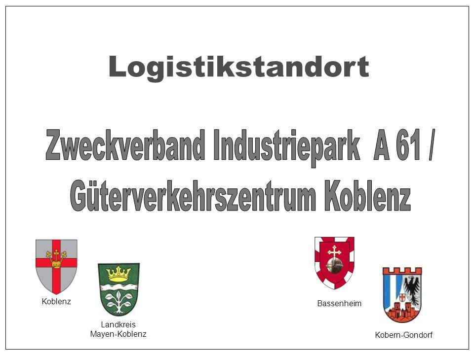 Koblenz Landkreis Mayen-Koblenz Bassenheim Kobern-Gondorf Logistikstandort