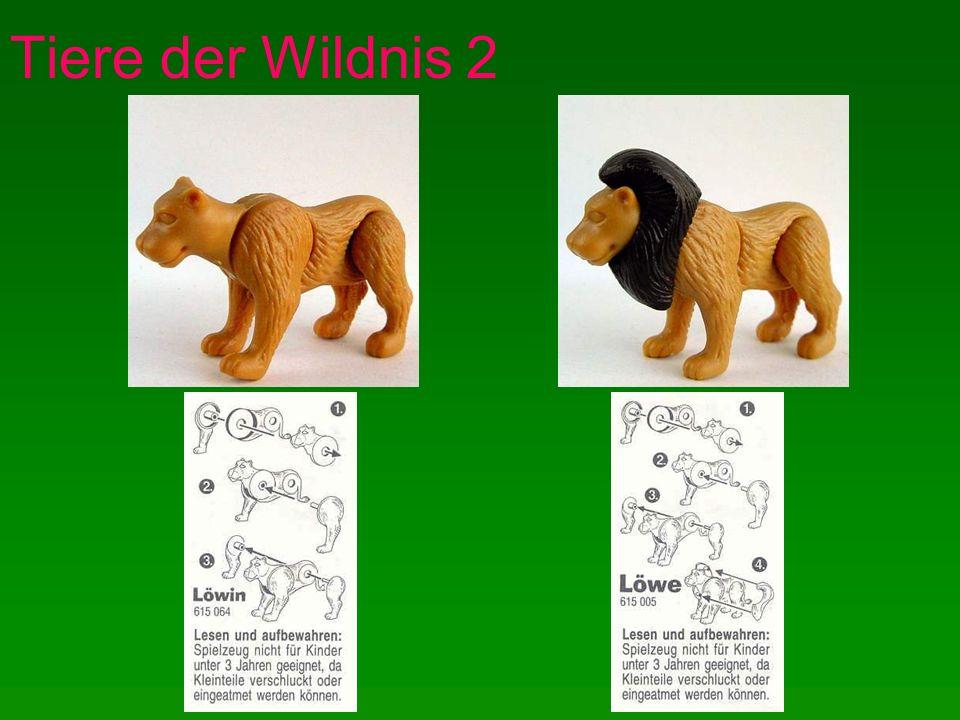 Tiere der Wildnis 2