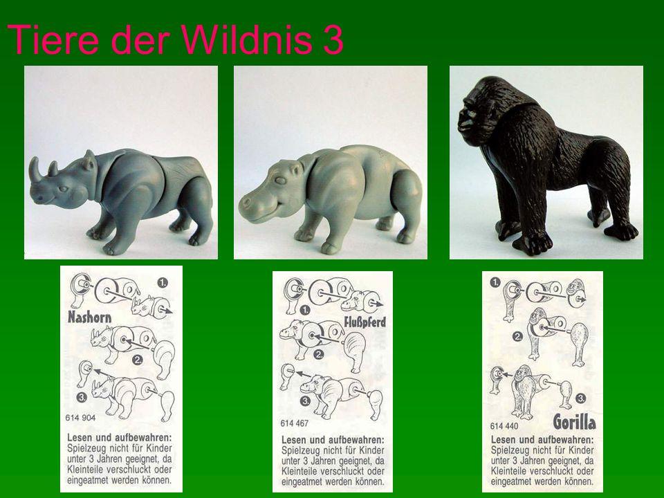 Tiere der Wildnis 3