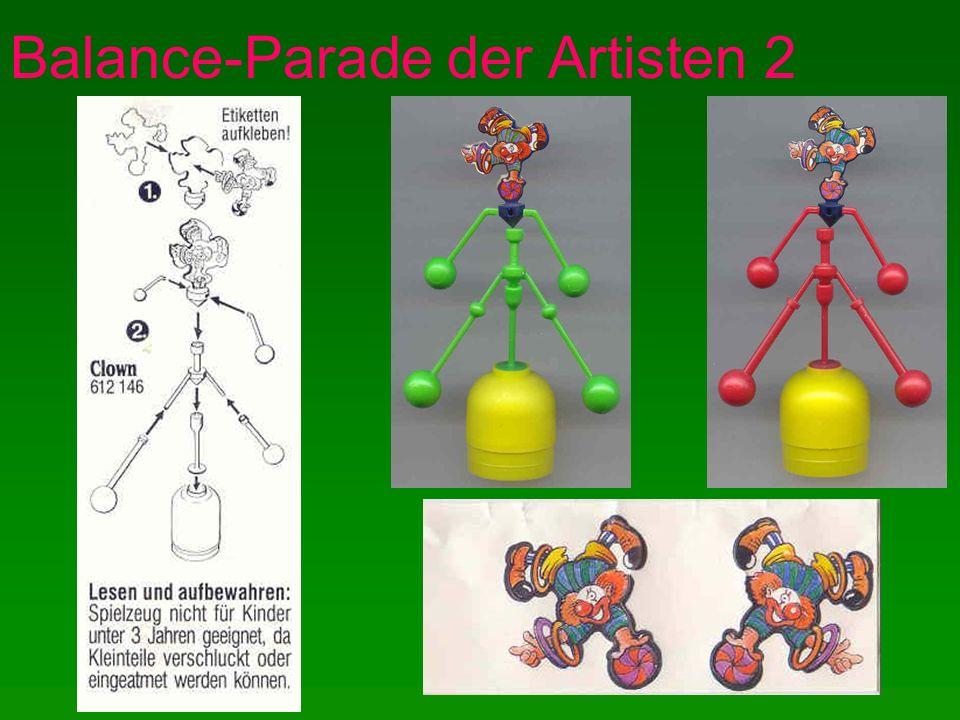 Balance-Parade der Artisten 2